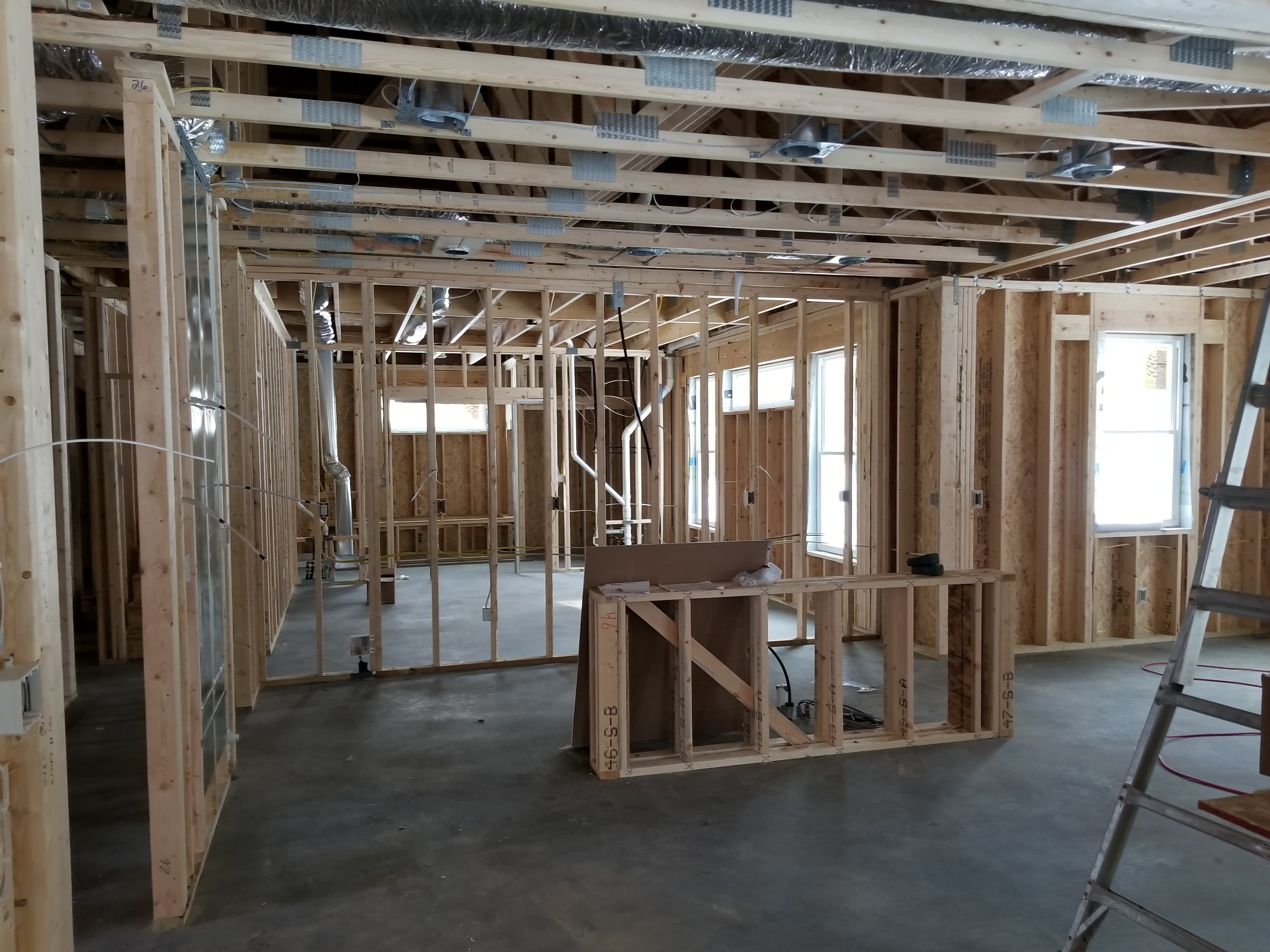 New Home Wiring - Powerworks, Inc. New Home Wiring on